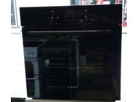 a794 black bosch single electric oven comes with warranty can be delivered or collected or collected