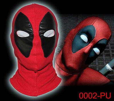 Cosplay X (X-Men Deadpool Masks Balaclava Halloween Costume Cosplay Headgear Full Face Mask)