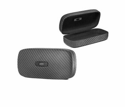 Oakley Square O Graphite Gray Sunglasses Eyewear Case OEM Genuine NEW IN (Graphite Sunglasses)