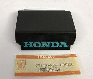 Coperchio-posteriore-Cover-Rr-Honda-NSR125F-NOS-77313-KY4-890ZA