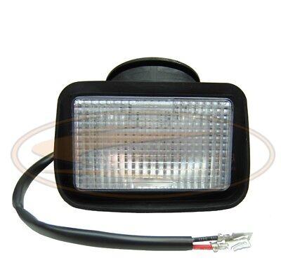 For Bobcat Excavator Headlight Lamp Lens Light 319 320 321 322 323 324 325 328