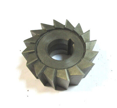 Angle Milling Cutter Hss 63 X28x22 80 Type H Pws Wmw H22587