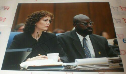 SARAH PAULSON SIGNED AMERICAN CRIME STORY OJ SIMPSON 8X10 PHOTO AUTO COA AHS