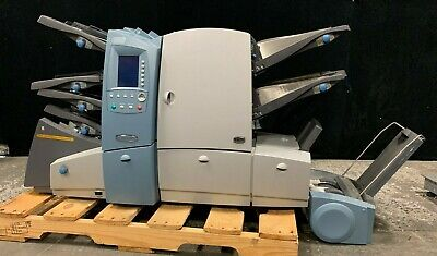 Pitney Bowes Di600 Mail Folderinserted And Sealer