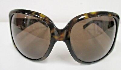 DOLCE & GABBANA D&G 3021 Havana Tortoise Women's 502/73 Sunglasses