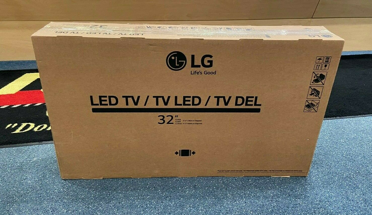 "LG 32LT570HBUA - 32"" LED PRO:Centric Hospitality Commercial TV Free Shipping"