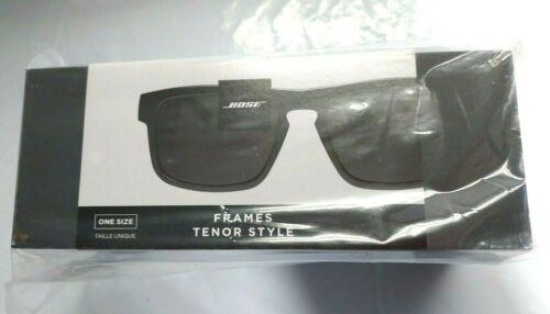 Bose Frames Tenor Rectangular Bluetooth Audio Sunglasses - New/Factory Sealed