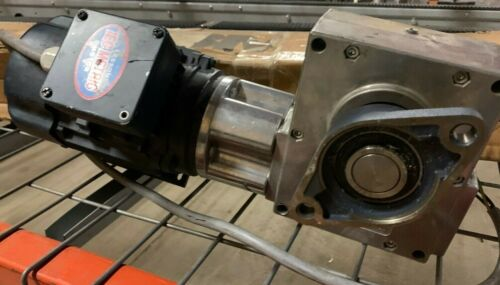 Benzlers BS63 Worm Gear