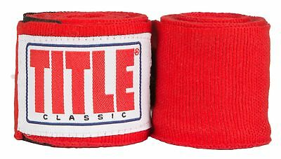 - Title Boxing Mexican Hand Wraps 120