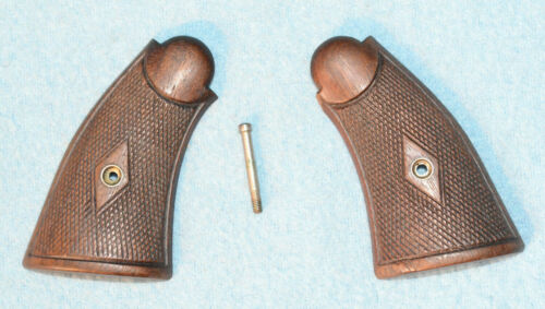 Smith & Wesson Service Grips - K-Frame - 1905 H. E. - Sq Butt - Nice Ones! S&W
