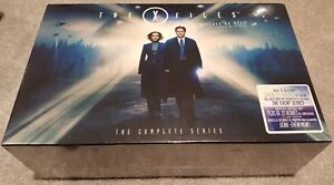 X-Files Blu Ray Boxset