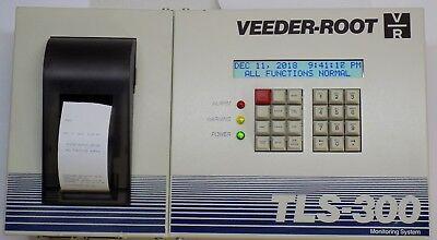 Veeder-root Tls-300 Wprinter 4-input Probe8-input Sensor Bd. Static Test Sem