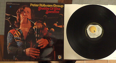 Peter Rübsam Group - Battle Of The Somme RARE NM Condition Krautrock LP