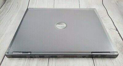 Hardcover Notebook W Dell Laptop Image Cover White College Rule Paper 100 Pgs