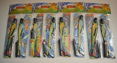 8 PCS Disney The Lion Guard Flying Gliders Planes Aeroplanes Kids Children Toys - Flying Gliders