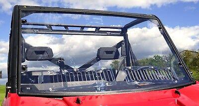 Polaris Ranger Full Size 900 1000 570 XP900 Aero-Vent Windshield  ()
