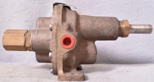 Sherwood Bronze Rotary Gear Pump BBV2