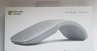 Microsoft Surface Arc Mouse CZV-00001 Model 1791 Light Grey New