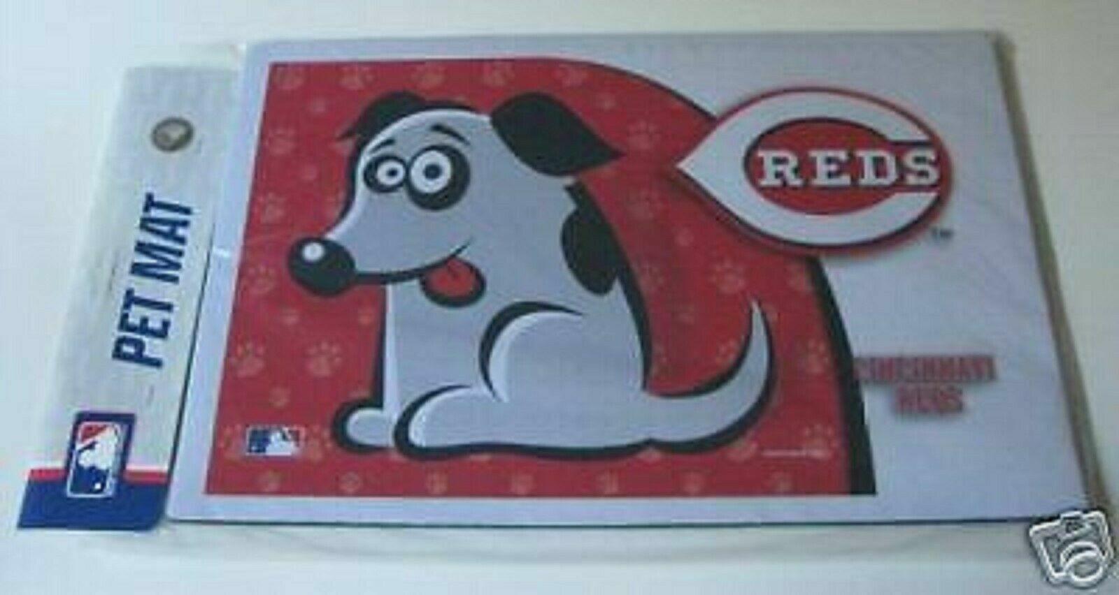 new mlb neoprene pet dog bowl mat