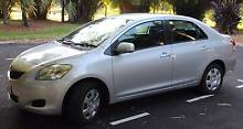 2008 Toyota Yaris Sedan Pimlico Townsville City Preview