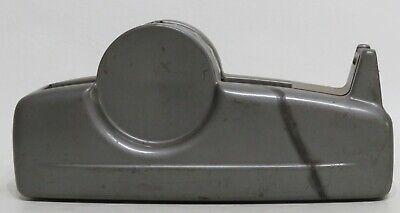 Vintage Antique Heavy Cast Iron Scotch Cellophane Tape Dispenser Industrial