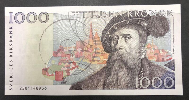 Sweden Banknote P60 UNC
