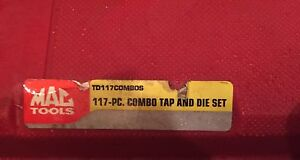 MAC Tools 116 Combo Tap and Die set