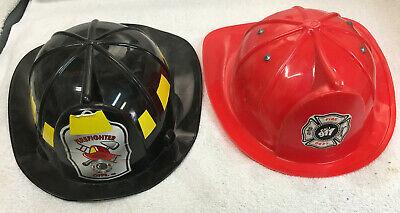 Kids Fireman Hats (Kids Firefighter Hard Hats)