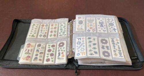 Creative Memories New Single Stickers /Die Cuts U Pick! Book 1 Of 4 Holiday