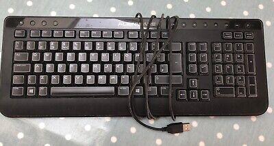 Alienware Keyboard - United Kingdom Layout - Wired Gaming Keyboard