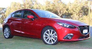 2014 Mazda 3 SP25 ASTINA Automatic Hatchback