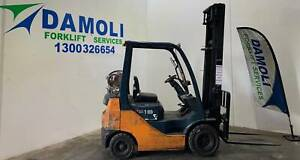 FULLY SERVICED Toyota Forklift! Low Hours, Includes 12 Month Warranty Laverton North Wyndham Area Preview