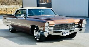 Cadillac Deville Convertible only 3owners CompleteHistory