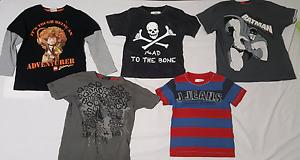 Boys size 4 - 6 tshirts Doveton Casey Area Preview
