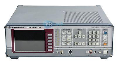 Rohde Schwarz Efa Model 2067.3004.20