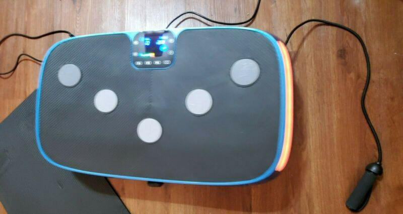 LifePro Rumblex 4D Vibration Plate. Pilates plate. Slightly used