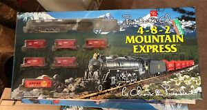 President's Choice 4-8-2 Mountain Express Collector train set