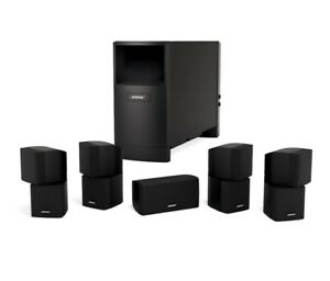 BOSE ACOUSTIMASS 10 HOME THEATER SYSTEM