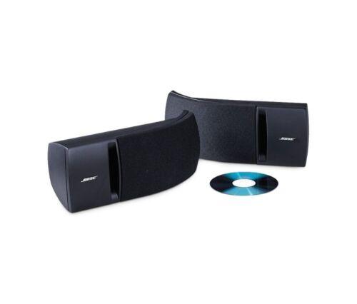 Bose 161 Speaker System (Pair, Black) 4