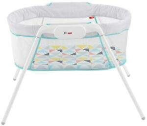 NEW Fisher-Price Stow N Go Bassinet Condtion: New, Stow n Go