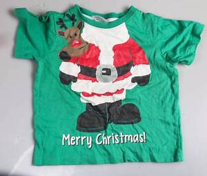 christmas shirt size 2 Osborne Park Stirling Area Preview