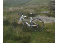 BMC Granfondo GF02 road bike - endurance series - 51 inch frame / 475mm