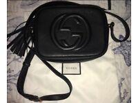 Gucci disco soho crossbody bag perfect condition