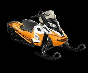 2017 Ski-Doo Renegade Backcountry 600HO E-Tec
