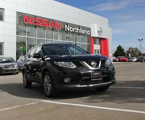 2014 Nissan Rogue SL LEATHER BACKUP CAMERA HEATED SEATS