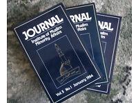 Journal of Muslim Minority Affairs - 17 issues