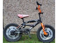 Kids NERF nation bike