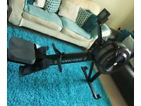 Rowing Machine Concept 2 Model D With PM5 Monitor
