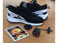 Heelys Force (Black&White) UK Size 2