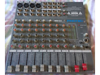Mixing Console Phonic (12 Channels) £40, Phantom power, working order.